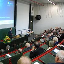 Bettstetter talks at TUM