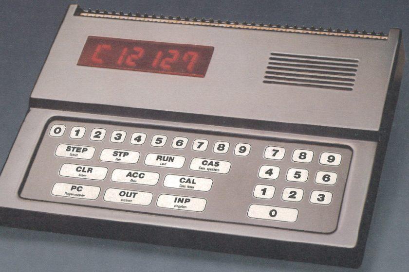 Mit freundlicher Genehmigung des Kosmos Verlags entnommen aus: Kosmos Computer Praxis: CP 1 - Das universelle Mikroprozessor-System