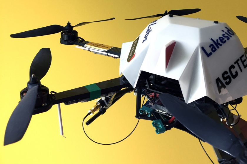 Communications & coordination of drones
